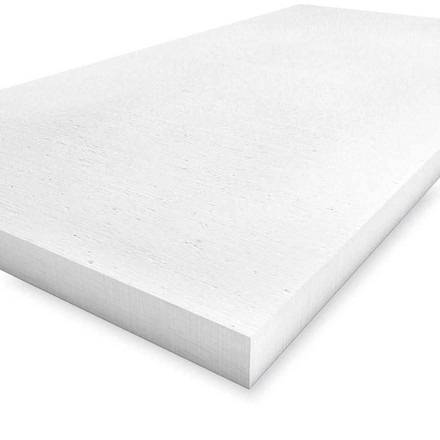 Kalziumsilikatplatte in 50mm (weiss 1000mm x 500mm - Nahaufnahme)
