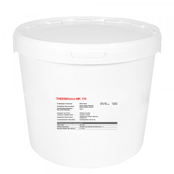 THERMOmixx-MK 150 Mörtel