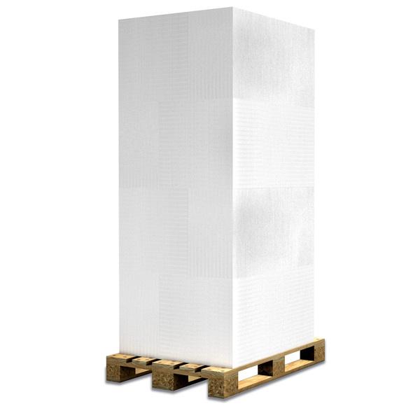 Kalziumsilikatplatten in 25mm als Palettenware (weiss 1000mm x 500mm) für Großkunden und/oder Gewerbe