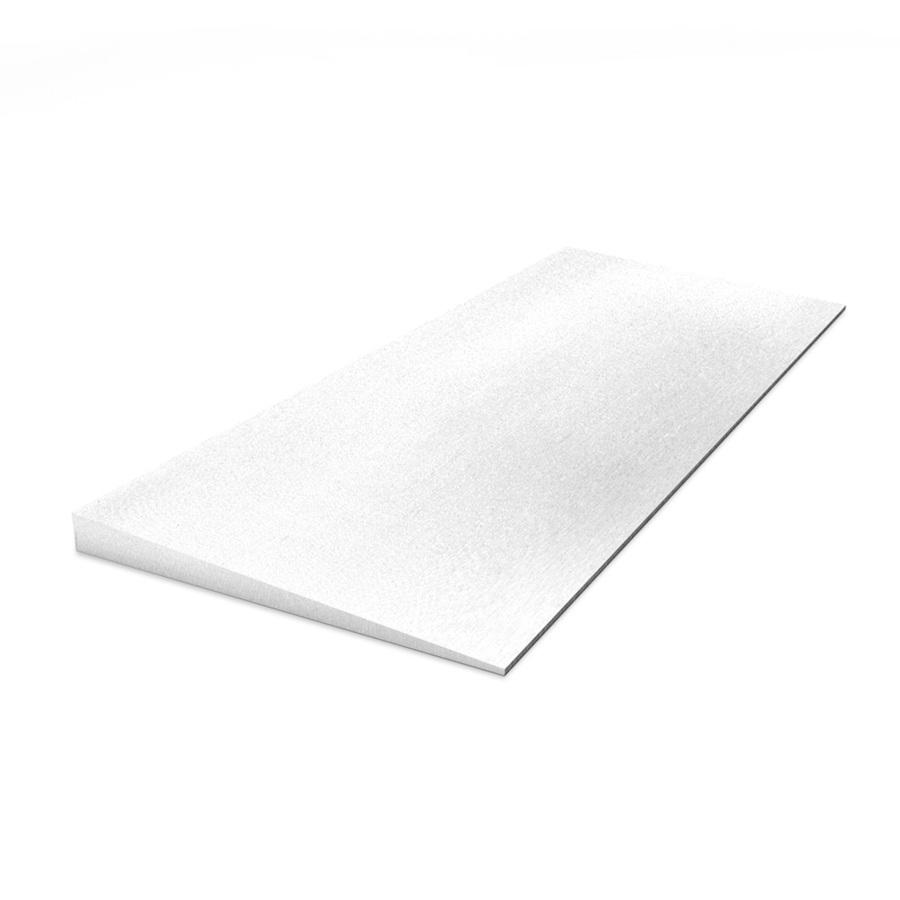 Keilplatte (Decken- bzw. Wandabschluss) 625x250x25/3mm vorgrundiert