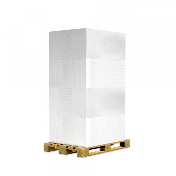 Kalziumsilikatplatten (1.000x625x30mm, vorgrundiert) (Palette)