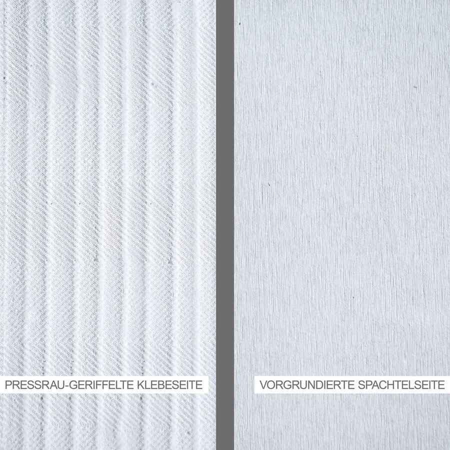 50 mm Sparpack mit vorgrundierten Kalziumsilikatplatten (1.000 mm x 625 mm) & Silikatkleber